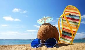 Selección de las vacaciones como trabajador